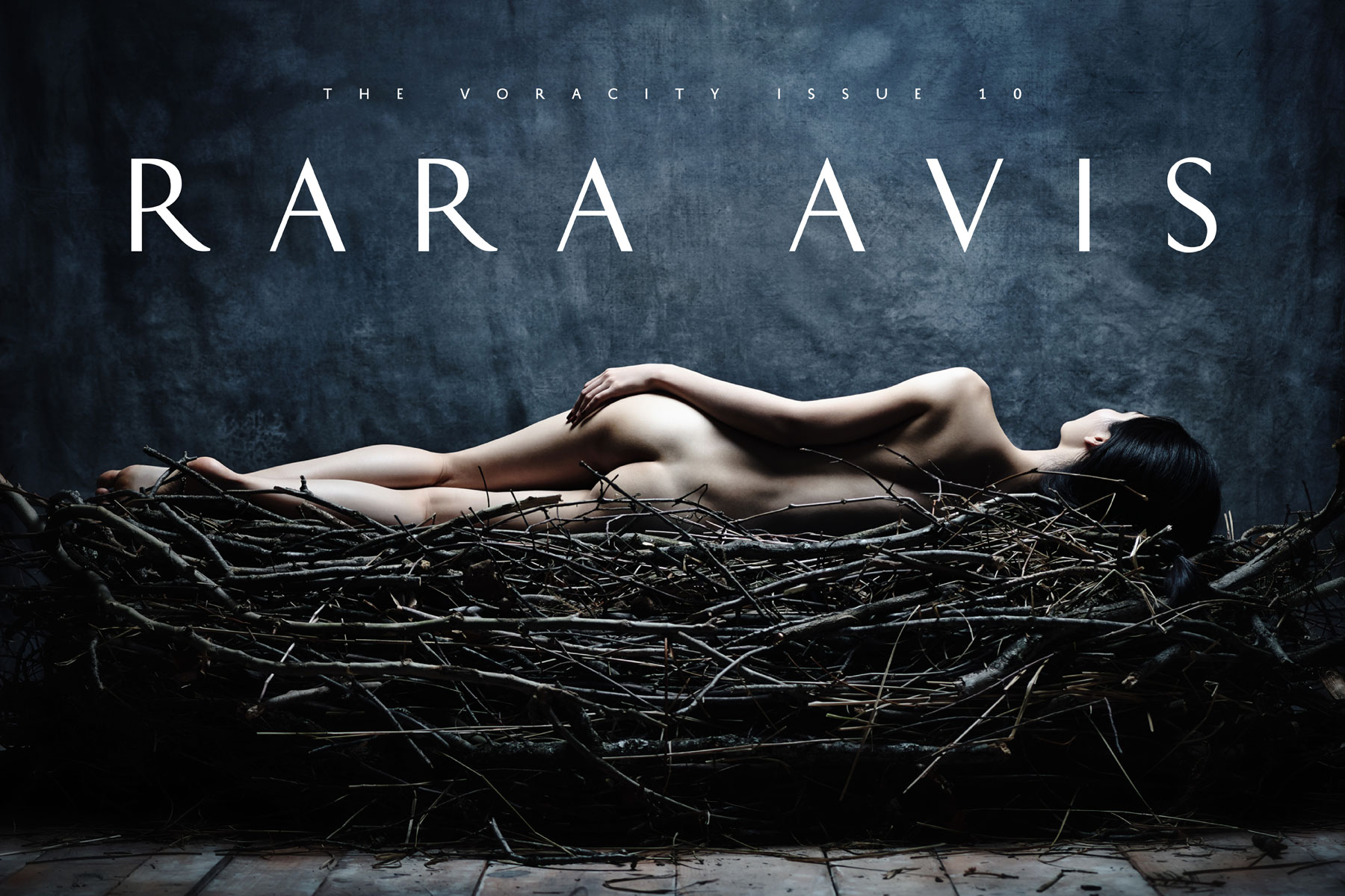 RARA AVIS - The Voracity by Anna Williams